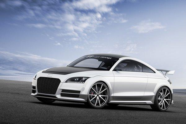 Audi суперлёгкий TT