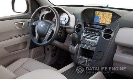 Honda представила Pilot 2012