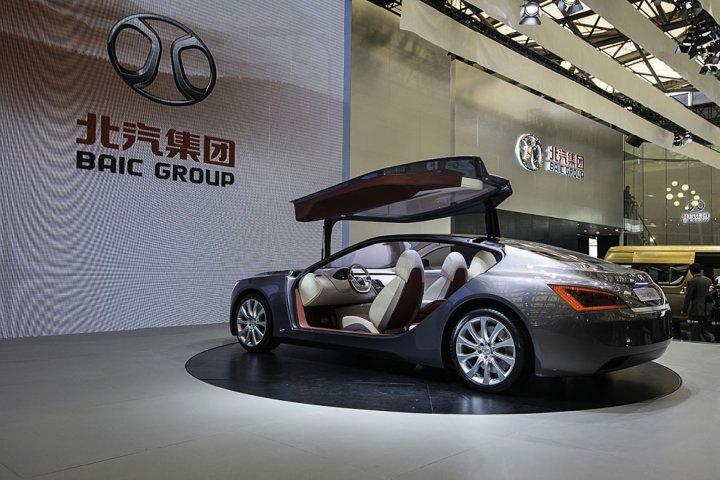 Автосалон в шанхае 2013 фото