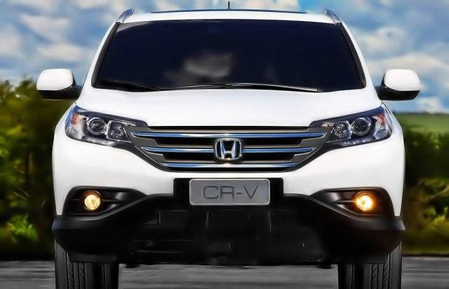 Honda CR-V — самый популярный кроссовер в мире