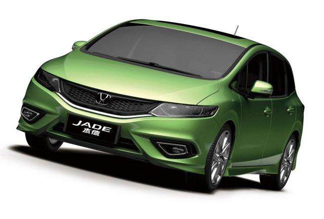 Jade – новинка от Honda