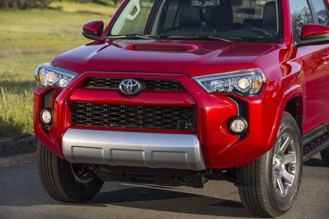 Обновленный 4Runner от Toyota