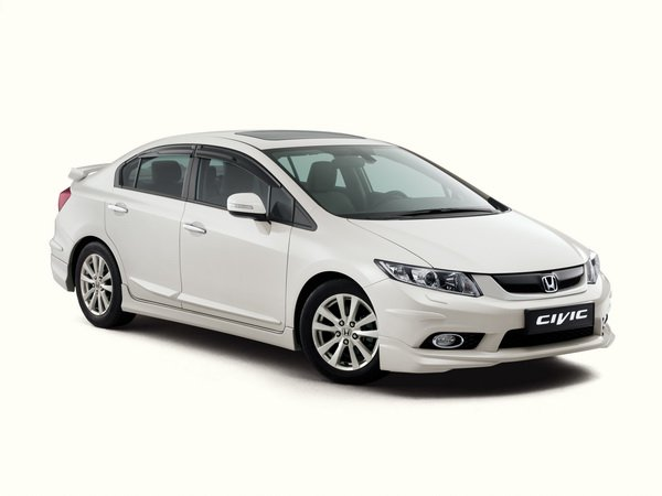 Honda Civic 9-го поколения