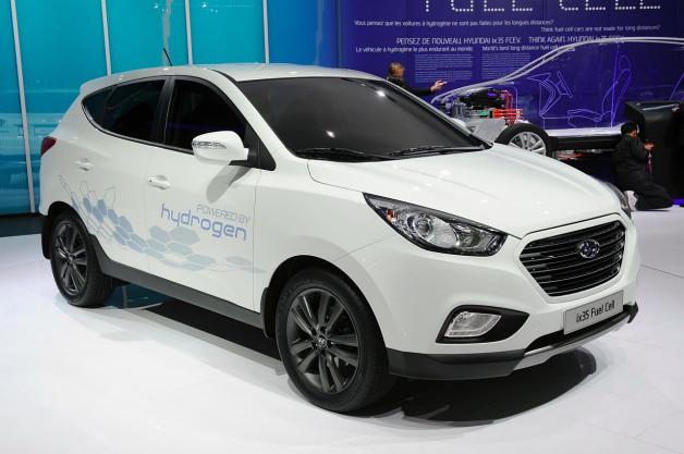 Водордный Hyundai ix35