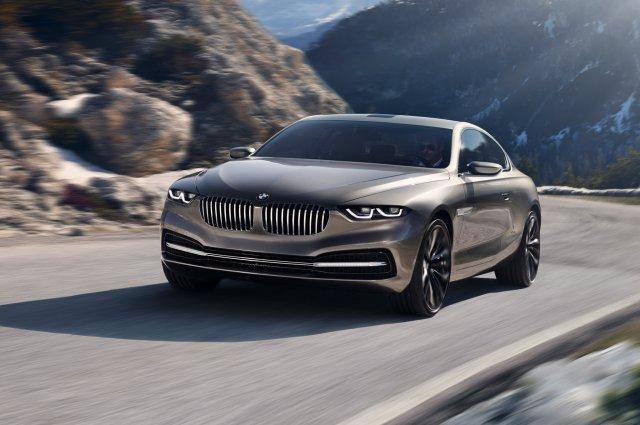 BMW совместно с Pininfarina создали удивительный концепткар