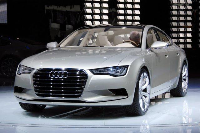 Audi выпустит водородный A7