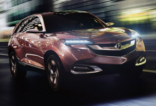 Acura создаст конкурента Buick Encore и BMWX1