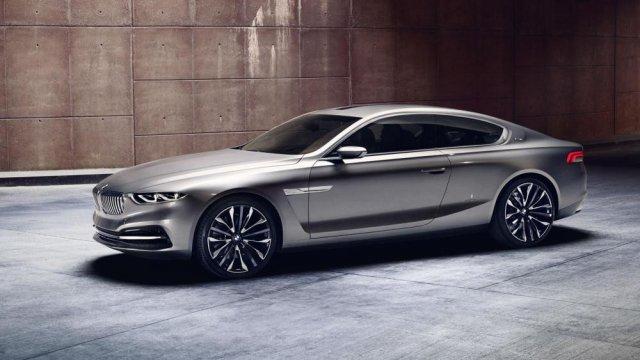 Компания BMW задумалась о новом автомобиле 8-Series