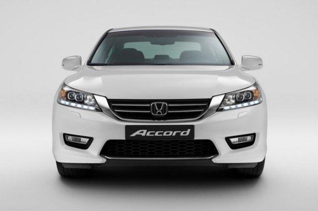 Гибридный Honda Accord 9-го поколения