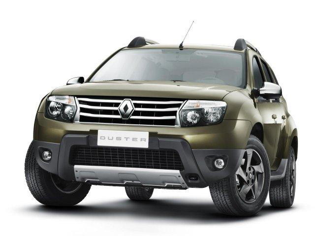 Цена Renault Duster стимулирует взрывной рост продаж