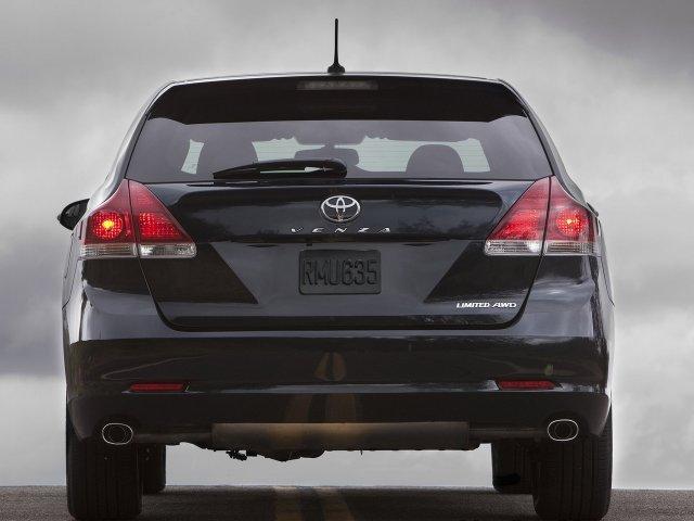 В России начались продажи Toyota Venza