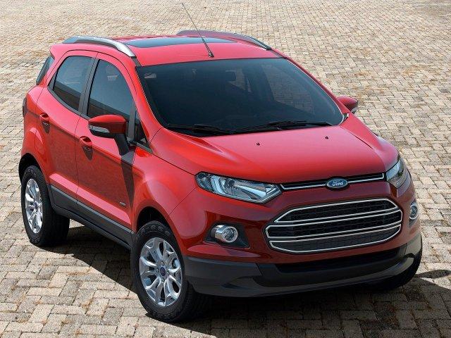 Покупка Ford Ecosport в Америке