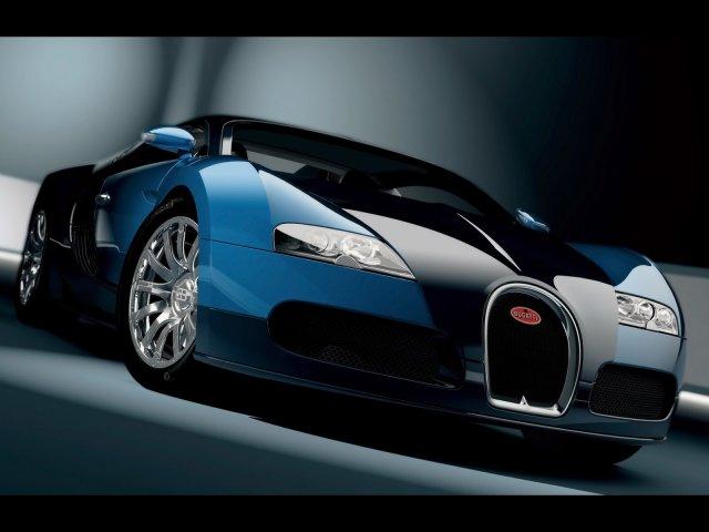 Bugatti делает самую быструю версию Veyron
