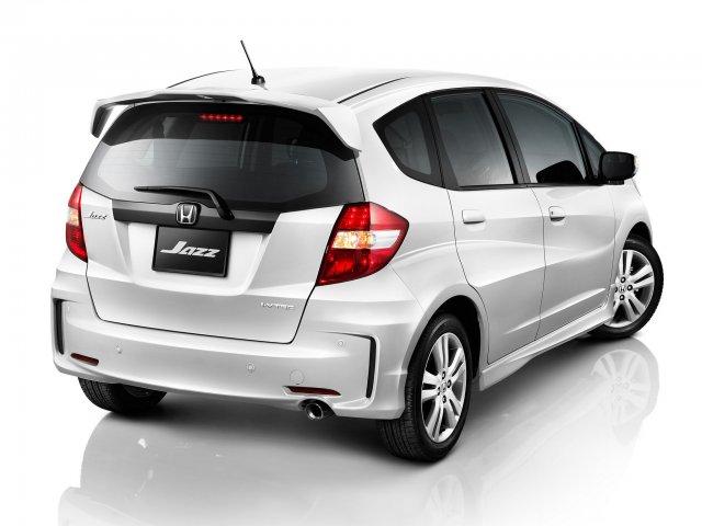 Honda покажет третье поколение Jazz в конце осени