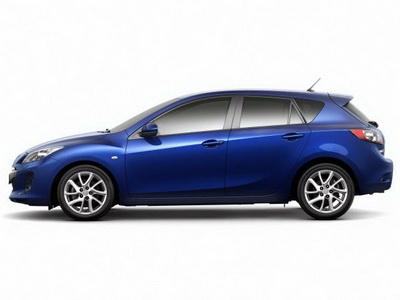 В ближайшее время можно будет купить Mazda 3 в обновленном варианте.