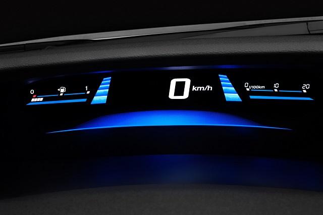 Honda представила обновленный Civic в Москве