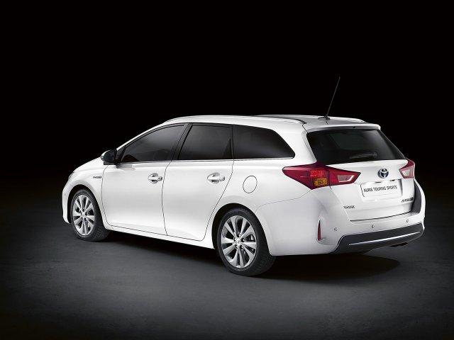 Toyota Auris Touring Sports скоро в продаже