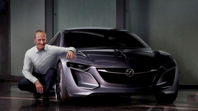 Opel планирует представить купе Monza