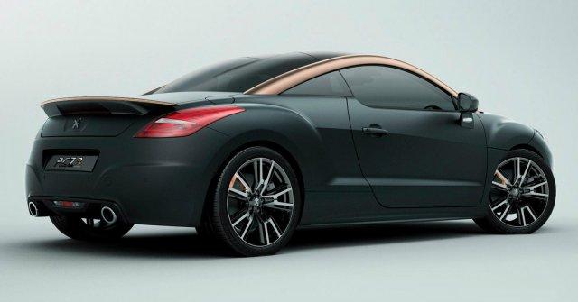 Peugeot представила купе RCZ R