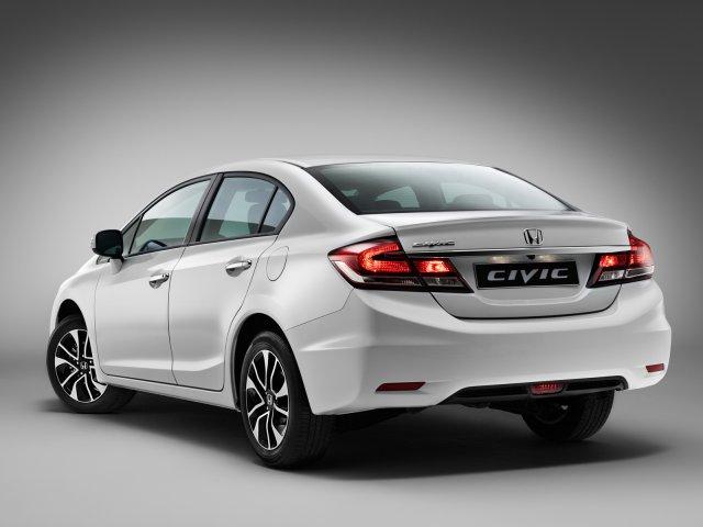 Honda Civic: изменения на пользу