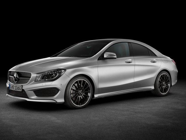 Пополнение линейки переднеприводных автомобилей Mercedes-Benz