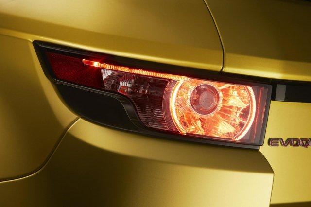 Спецверсия Range Rover Evoque добралась до России