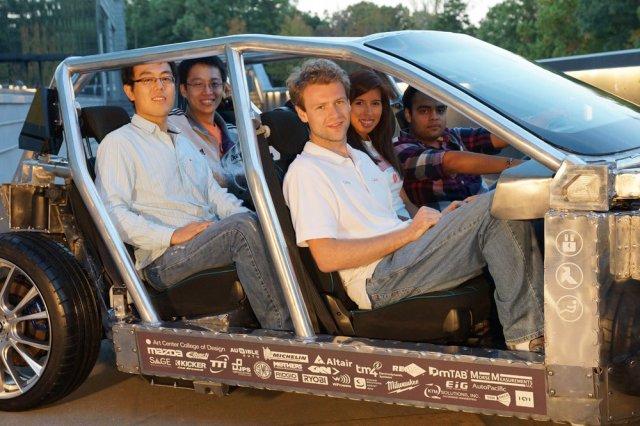 Студенты создали суперконцепт для Mazda