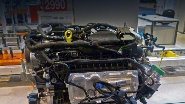 Новый двигатель для Ford Mondeo