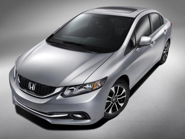 Модельный ряд Honda Civic