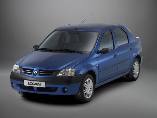 Наиболее популярный бюджетный семейный седан компании Renault – Renault Log ...