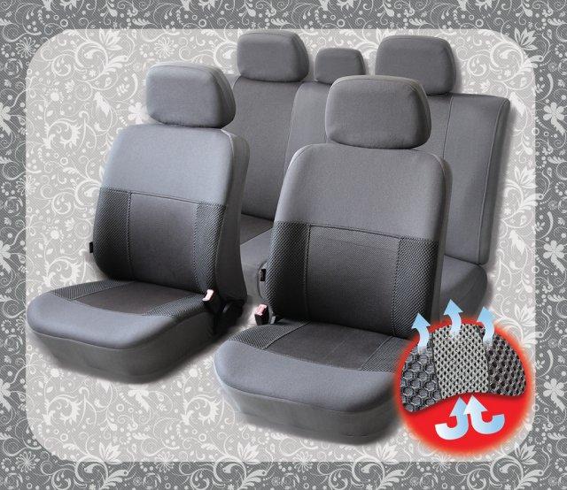 Авточехлы для иномарок - средство поддержания чистоты в салоне автомобиля